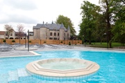 Wellness in een kasteel
